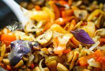 Vegeterian / Χορτοφαγικές συνταγές