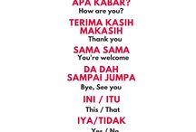 Learn Bahasa Indonesia