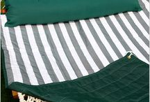 Hammock Accessories / When you want to lose yourself in the comfort of fresh air of your garden or by the sea side it is good that you prefer hammocks along with the perfect accessories for an extended hour relaxation.