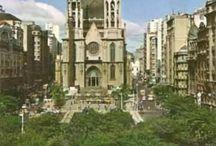 São Paulo antigo.