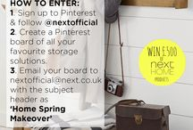 NEXT Home Spring Makeover / My favourite storage solutions!