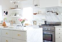 Dream Kitchen / What kitchen dreams are made of. / by Kendra Hagerman