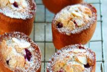 Friands/muffins/scones
