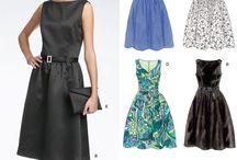 Sy klänning