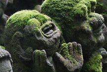 Sculptures Heykel