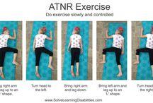 ATNR reflex for ADHD