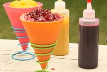 Food / Snow Cones / by Anne Crain