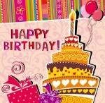 Festes Aniversaris birthday