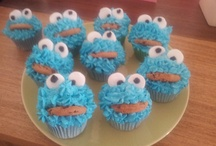 My creations / These are some of my cupcakes..........way too much time on my hands