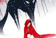 cappuccetto rosso illustrazioni