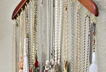 DIY Jewelry Organizer Ideas