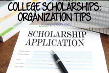 College Scholarships/Funding / by Belinda Lane