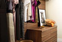 BEDROOM DRESSING ROOM