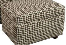 Furniture - Ottomans