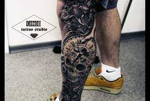 Fantastiske tatoveringer