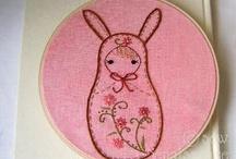 Embroidery Ideas / by Alka Shakya