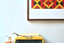 Patterns / by Alison Bick Design