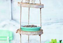 Vogelfutterstelle