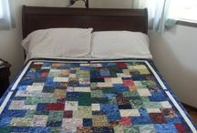 Quilts Easy Backs / by Donna DuMouchel