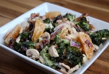 Salad Recipes / by Busy-at-Home/ Glenda Embree