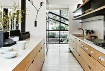 Kitchen & living