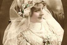 Vintage Brides.