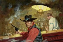 The Old West. / by Dennis Prehn