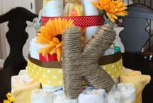 BABY SHOWER GIFTS / by Linda Chaidez