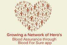#Blood_For_Sure #Blood #Donor