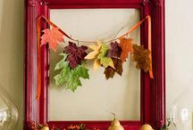 Fall/Thanksgiving / by Lauren Coe