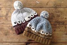 Punto y crochet / Por si algún día, por fin, aprendo a tejer
