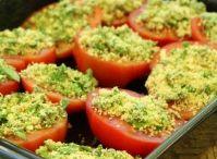 Recette tomates provencales / Recettes tomates provencales