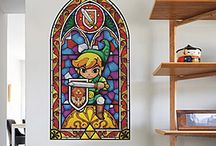 Video Game Inspired Decor / by Melissa Morato