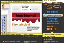 Outils pour la classe / Logiciels pour la classe / by Julie Winkler