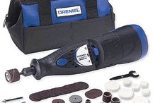 Dremel / Projects to make using this tool.