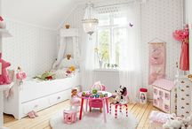 Dormitorios de niñas