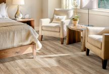 Vinyl Flooring / Alternative to wood flooring. Our vinyl flooring looks just like wood floor!