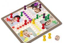 Jeux de sociétés personnalisés / Des jeux, des jeux et encore des jeux pour toute la famille !
