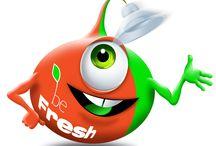 Mr. beFresh / Keep your fresh produce Fresher & Crisper for longer with beFresh.