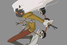 / character design