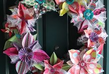 Wreaths / Wreaths for Every Occasion  / by Cyndi