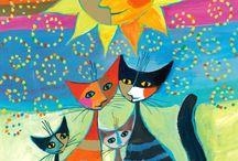Koty w sztuce#katter i konsten