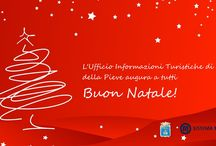 Natale 2016 a Città della Pieve!