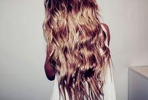 Hair & Beauty / by Abigail Spragg