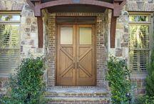 Si-CW Front Door