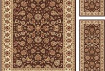 Area Rugs Sets / Produced with warm, deep colors, it features a rich and classic design. It will create an elegant look with timeless style and beauty for your home or office