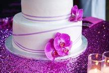 Cake - Purple & Violet