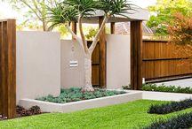 간단한 정원