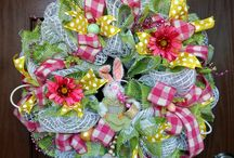 Easter Wreaths / Wreaths for Easter