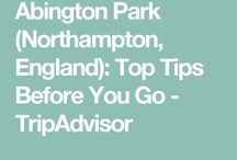 Northamptonshire / Things to do and see in Northampton and surrounding villages